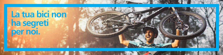 la tua bici non ha segreti per noi ridotta